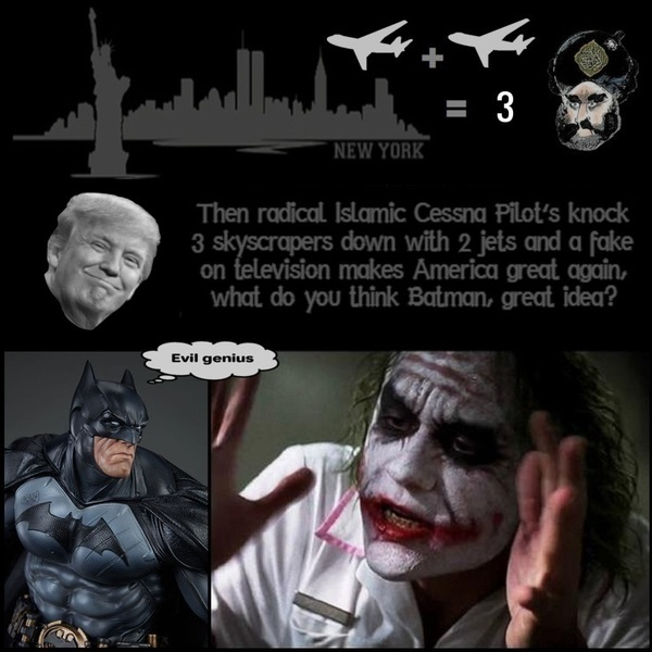 BATMAN JOKER Evil Genius 600