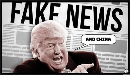 Fake News and China