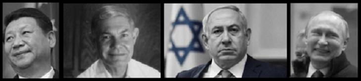 JinPing Tillerson Netanyahu Putin 730