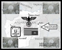Afghan Lithium Nazi source of Mexican heroin BETTER 600