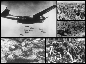 After the genocide BOMBER Dresden etc (2)