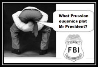 fbi what Prussian eugenics plot