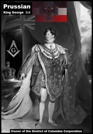 MASONIC Prussian George-the-3th MOSTLY BW District of Columbia owner 600