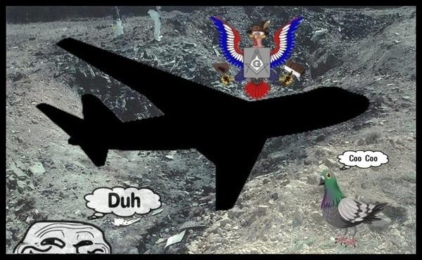 Pennsylvania Turkey Pigeon Grin Guy jet 600