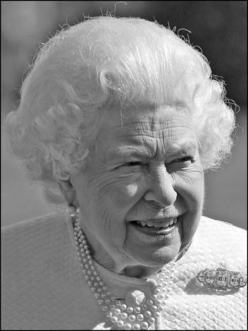 Queen Elizabeth BW 600