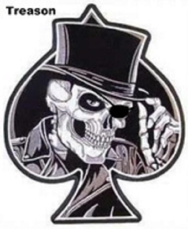 Skull treason 600