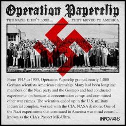 The Nazi's CIA and America border 730