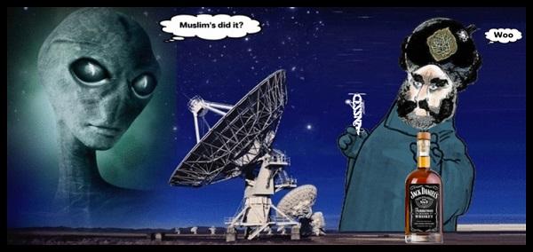 Islam guy Alien Muslim's did it Jack Daniels 600