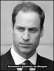 Prince William 490 Eichmann's grandson