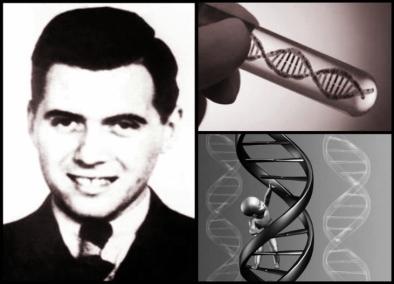 Mengele DNA Child slightly redish tint old photo