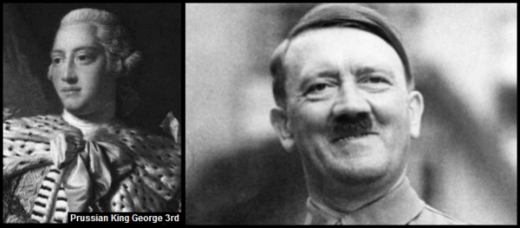 KIng George Hitler