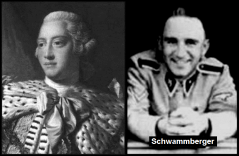 King George Schwammberger LARGE