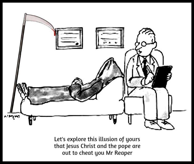 The diseased and destitutemind…