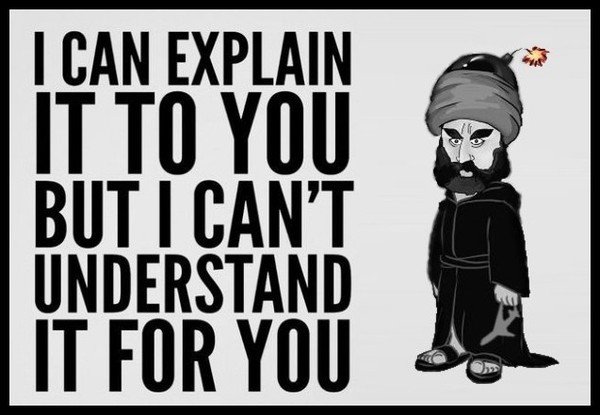 Explain it to you Islam jet 600