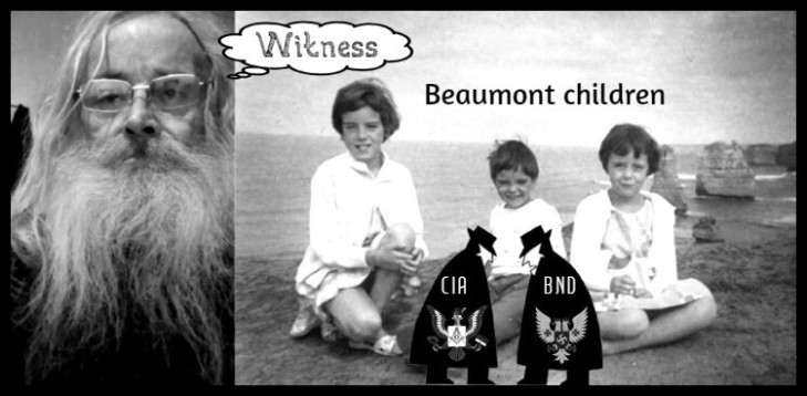 Old Robby + Beaumont children WITH BORDER
