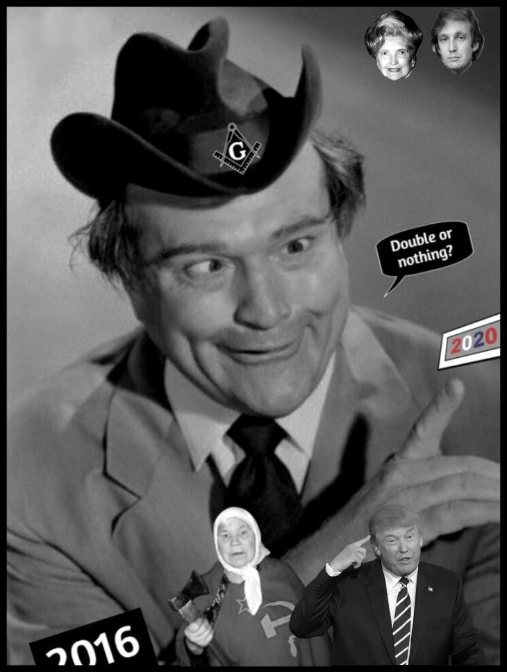 red-skelton-2016-2020 Faux Trump-double-or-nothing-masonic
