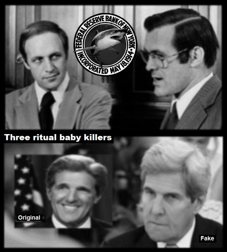 rumsfeld-cheney-fake-kerry US Fed shark