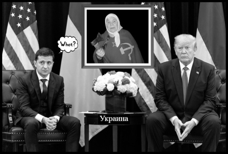 ukraine-comedian-trump-faux-russian-mother-WHAT