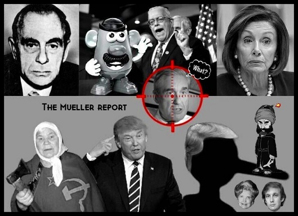 A 600 odessa-ss-kutschmann-Mr Potatohead + Connolly Pelosi TRUMP MOTHER + MUELLER REPORT