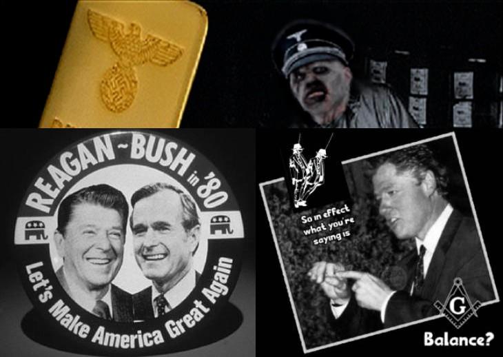 DEAD SNOW OWE Reagan Bush Clinton balance