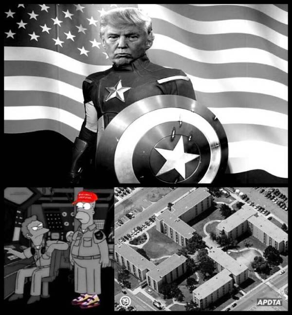 moe-and-homer-us-navy-sneakers-nazi-building-trump-captain-america 600
