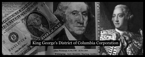 One dollar bill x Adam Weishaupt Washington King George's CORPORATION 600