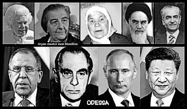 queen-golda-meir-russian-lady-ayatollah-shah-aryan-odessa-kutschmann-putin-jinping-lavrov 600