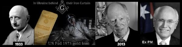 NAZI GOLD Ukraine Black Rothschild Iron Curtain 600